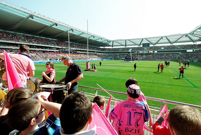 Top 10 football stadiums in France