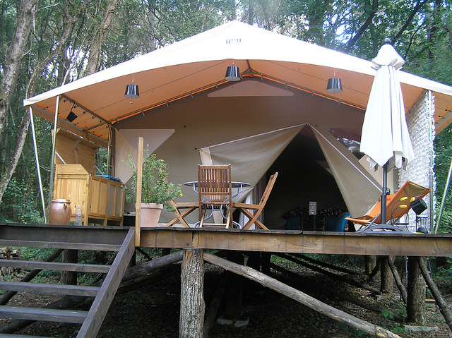 Glamping Dog Friendly