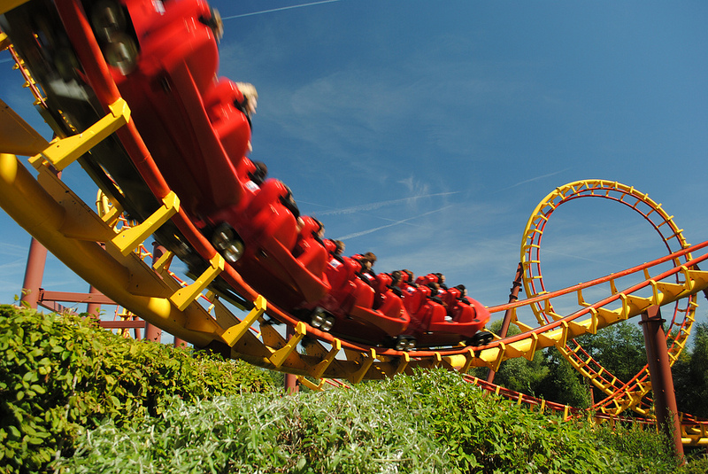 Parc Asterix Train